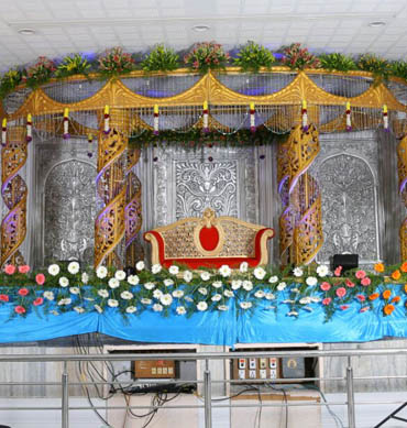 wedding decorators in karur